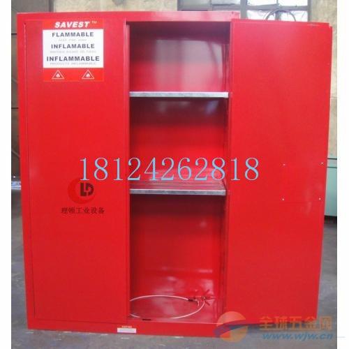 红色工业防火防爆柜(图片)