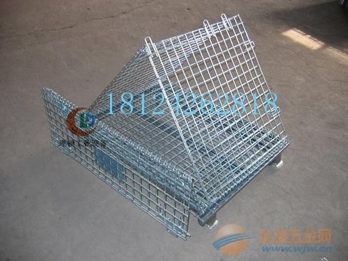 1米2的仓库笼/仓储笼厂家/仓储铁笼子市场价格