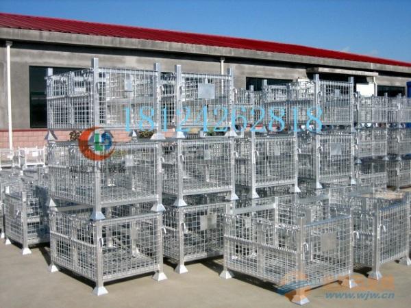 理顿专业生产堆高仓储笼/广州堆高仓储笼厂家