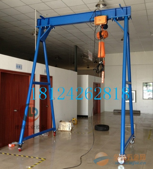 全方位移动龙门架//全电动龙门架//5吨重型吊架