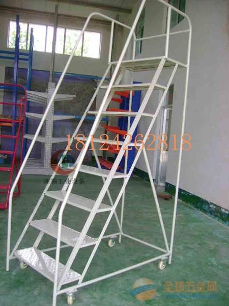 不锈钢取货梯子价格