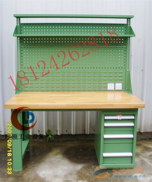实木工作台