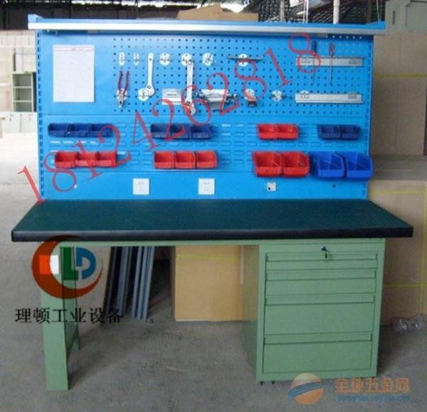 带百叶挂板工作台/带方孔挂板工作台、工作桌