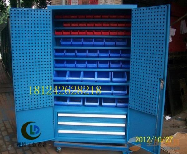 双开门工具柜/双开门带柜子工具柜/北京街双开门工具柜