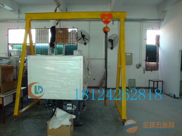 2吨龙门架-2吨简易龙门架-2吨门式龙门吊架