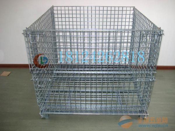 仓库网格笼1200*1000*890仓库笼-仓库专用网格笼