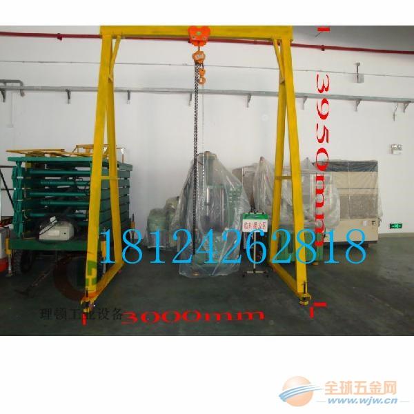 侯马15#槽钢龙门吊架