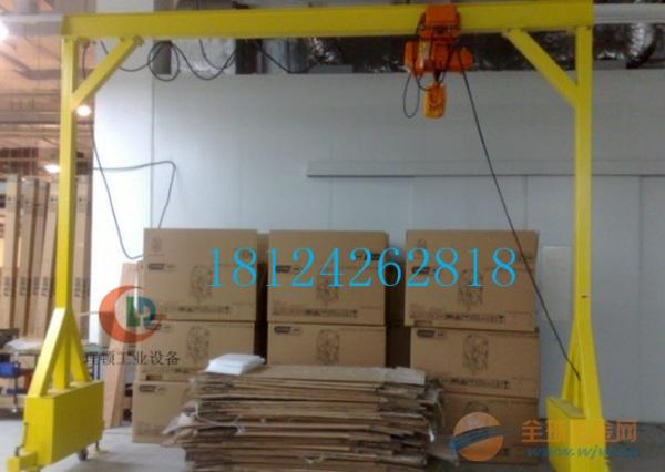 禅城龙门架/重型电动龙门架操作方式