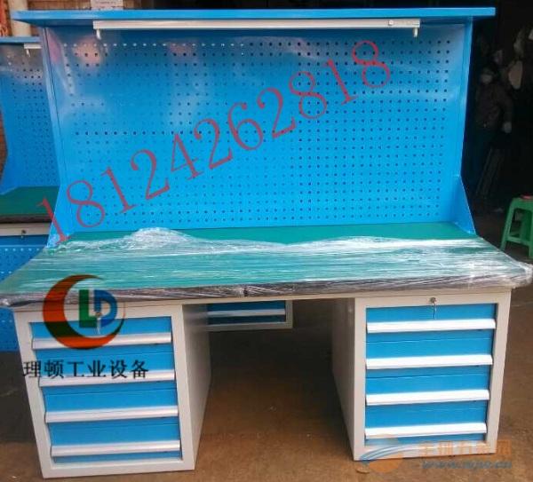 广州带吊柜工作台