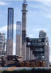 重庆新建方烟囱厂家,方烟囱新建公司