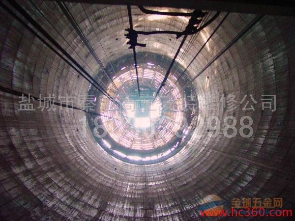 湖南省砖烟囱防腐公司,砖烟囱刷涂料
