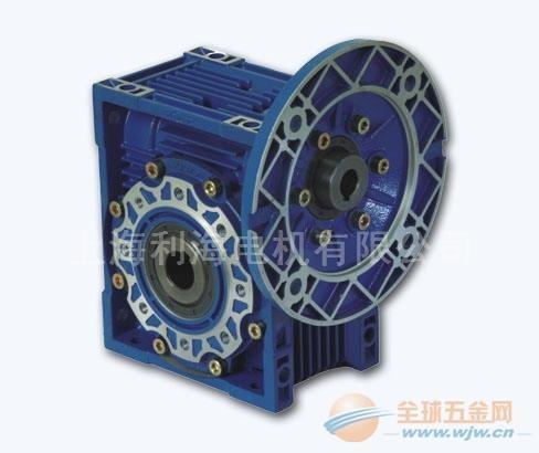 利昶NMRV040-1/20蜗轮减速机台湾制造