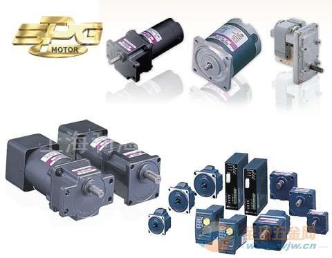 SPG调速器-SPG电机