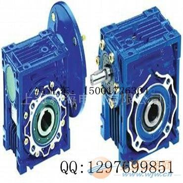 机械专用/利昶蜗轮蜗杆减速机/NMRV075-1/25/CAD图纸