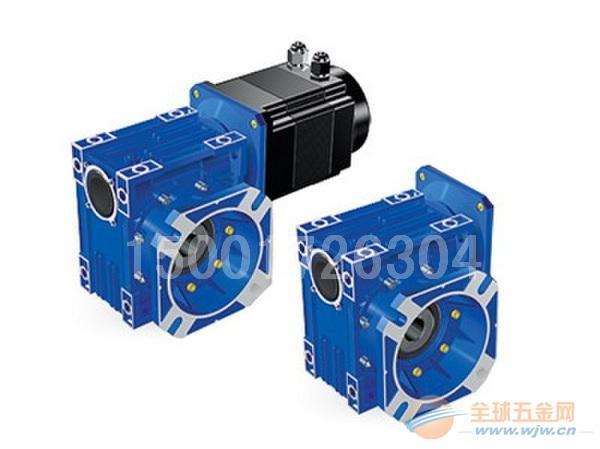蜗轮蜗杆减速机配伺服专业减速机提供图纸选型