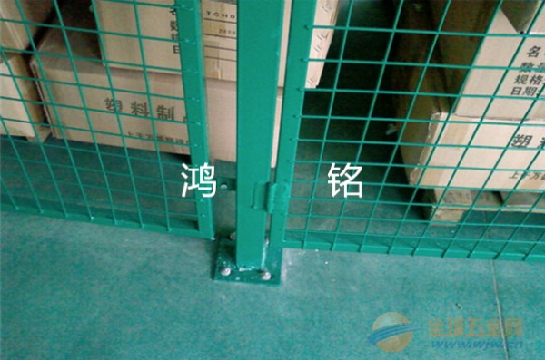 富阳仓库分割铁丝网