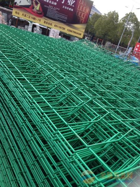 浦江高速公路护栏网 农业园铁丝网护栏 养殖防护网