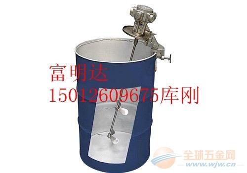 夹式气动搅拌机⊙夹式油漆搅拌器≤涂料搅拌器∥气动涂料搅拌器∠50加仑涂料搅拌器