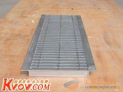 地沟盖板价格*镀锌沟盖板钢格栅