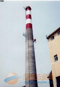 专业水泥烟囱刷色环公司