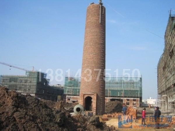 蚌埠砖烟囱新建公司