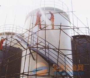 石台县烟囱爬梯平台护网防腐公司欢迎访问