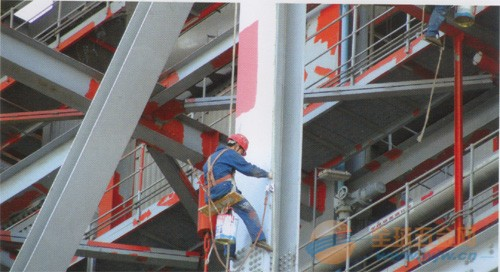 天等县烟囱爬梯平台护网防腐公司欢迎访问