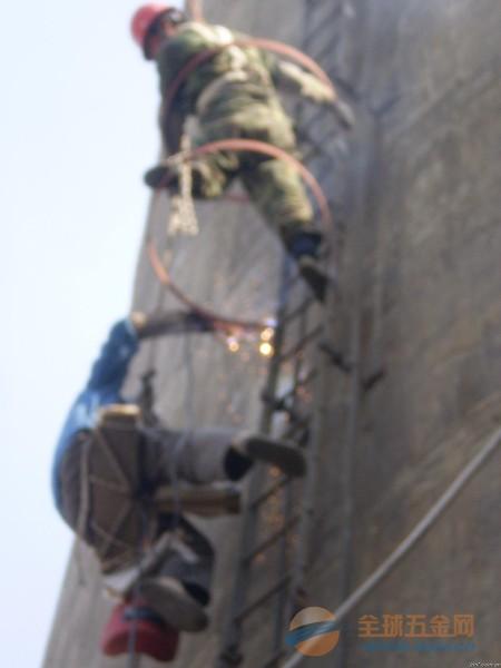 敖汉旗电厂烟囱安装爬梯平台哪家好