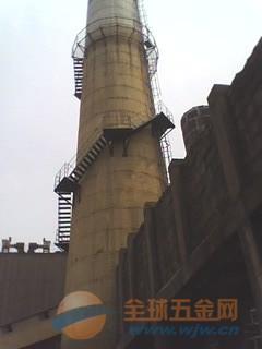 滦平县砖混烟筒安装旋转梯多少钱