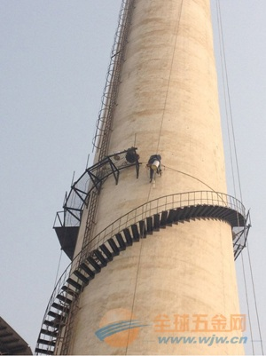 文成县烟囱刷红白航标漆公司欢迎访问
