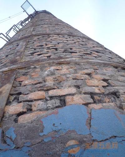盐边县水泥烟囱更换爬梯护网平台公司欢迎访问