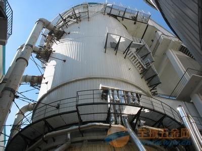 钢城区供暖烟囱安装旋转梯专业技术