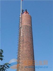 毕节砖烟囱拆除加高公司