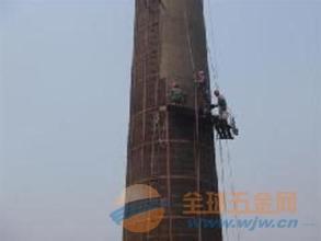 砖烟囱外壁水泥粉刷-烟囱水泥砂浆粉刷工程