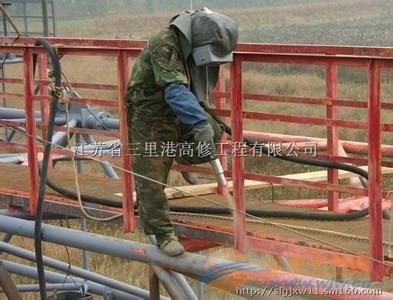 金沙县锅炉脱硫塔刷航标色环漆专业工程团队