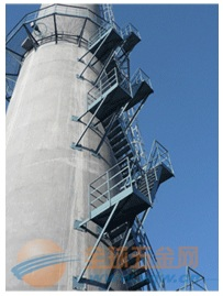 新田县供暖烟囱安装旋转梯专业技术