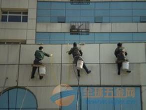 济宁市高空清洗专业公司-013814375150
