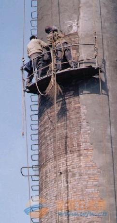 聊城砖烟囱拆除加高公司