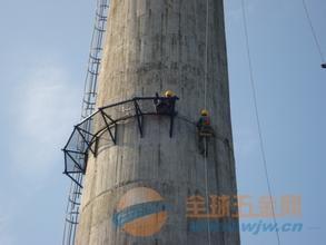 张湾区烟囱爬梯平台护网防腐公司欢迎访问