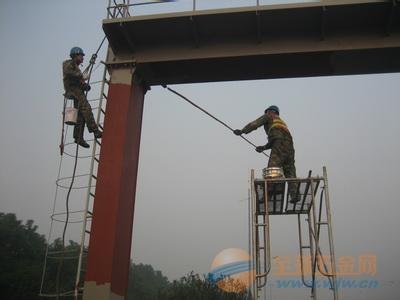 400T龙门吊防腐