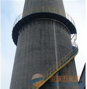 河池烟囱爬梯平台护网防腐公司欢迎访问