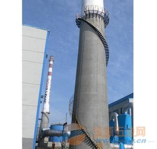 福州烟囱爬梯平台防腐公司