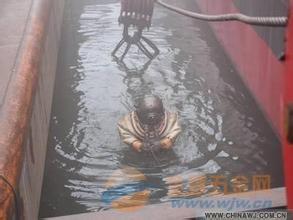 水下拆除大概价格?专业水下切割哪里有?水下维修需要多少钱?