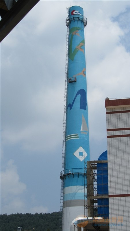 芦山县烟囱爬梯平台护网防腐公司欢迎访问