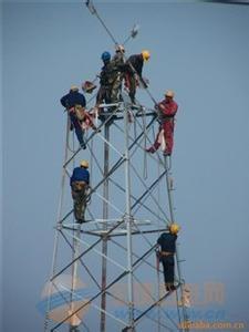 海拉尔水泥烟囱更换爬梯护网平台公司欢迎访问