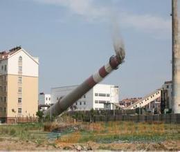 滨州烟囱爆破拆除公司欢迎光临