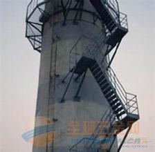 砖烟囱更换爬梯护网欢迎光临