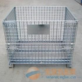 南京折叠式仓储笼生产厂家