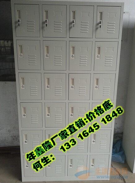 10门12门铁皮柜|多门多层鞋柜NXL-005