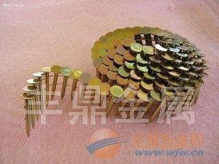 厂家批发各种规格 卷钉 出口 镀锌油毡钉卷钉